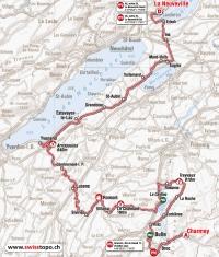 Tour de Romandie 2012. 3 этап