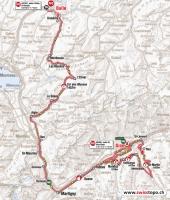 Tour de Romandie 2012. 4 этап