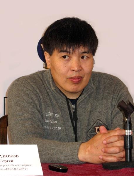 Сергей Батюров