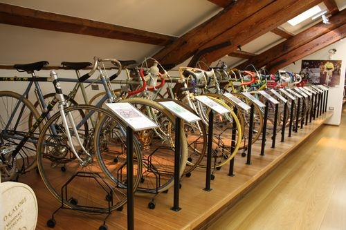 Cesiomaggiore Museo Storico della Bicicletta _ photo (c) www.custodideltempo.com