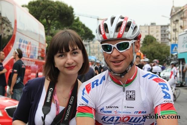 С Александром Кучинским