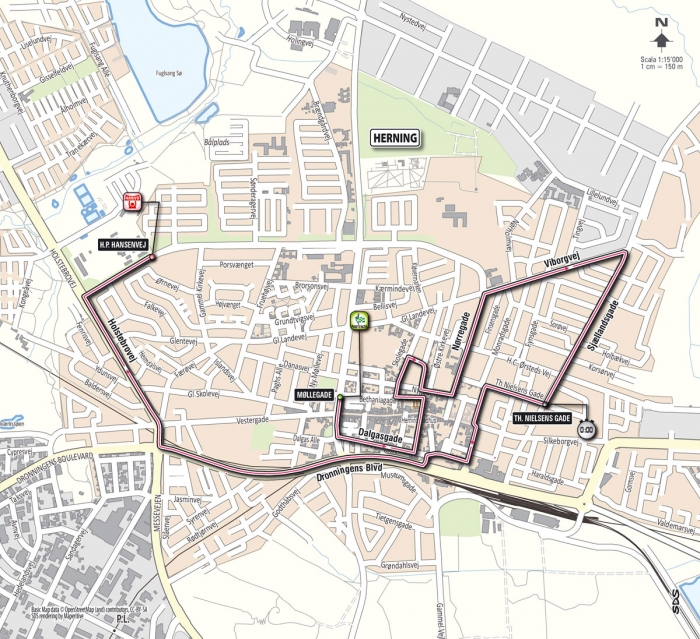 Джиро д'Италия-2012: альтиметрия этапов