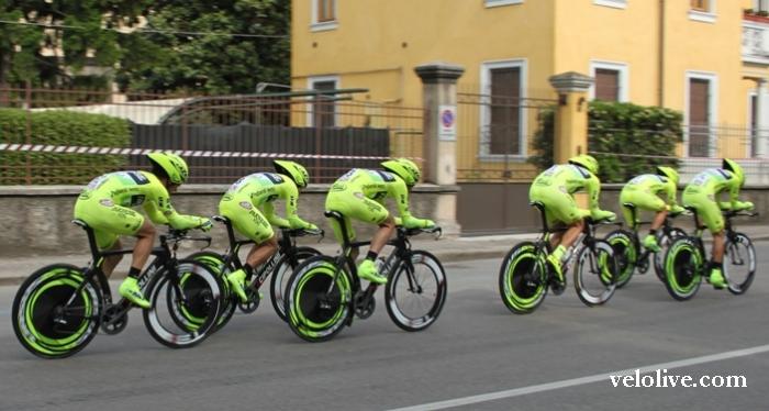 Джиро д'Италия-2012: 4 этап, фотоотчет