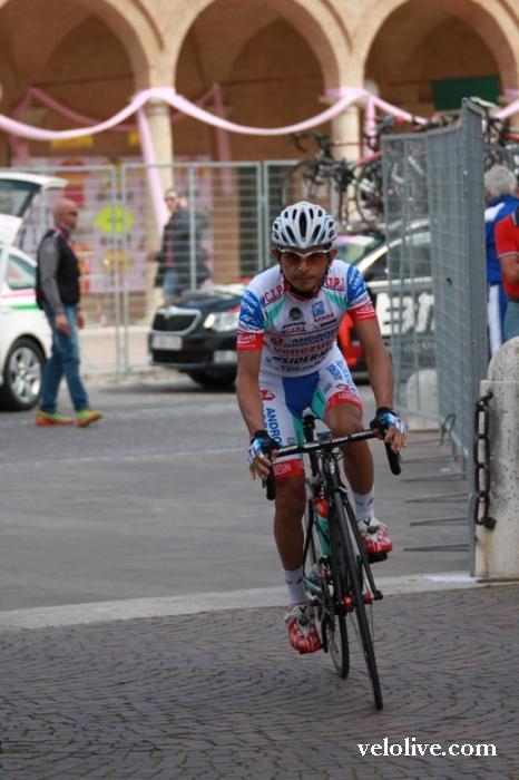Джиро д'Италия-2012. Ассизи, фотоотчет