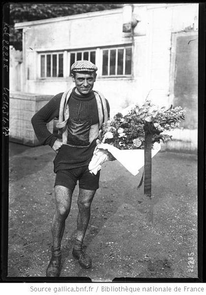 История жёлтой майки Тур де Франс: Эжен Кристоф