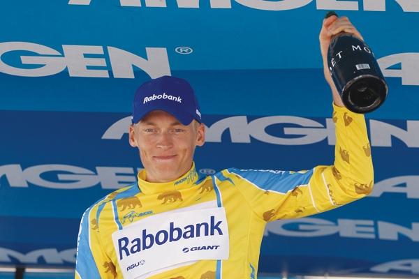 Тур де Франс - 2012. Желтая майка: фавориты - Роберт Гесинк