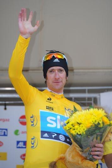 Тур де Франс - 2012. Желтая майка: фавориты - Брэдли Уиггинс