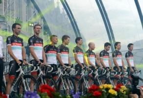 RadioShack Nissan Trek, презентация команд, Тур де Франс - 2012