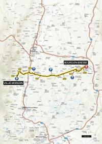 Criterium du Dauphine 2012. 4 этап