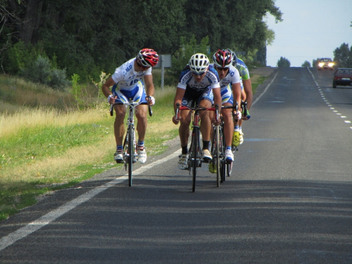 Чемпионат Украины.Индивидуальная групповая гонка, мужчины элита, 245 км