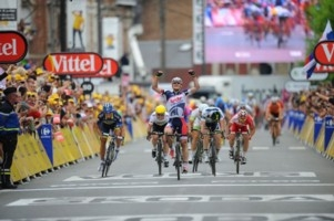 Тур де Франс - 2012. Этап 5