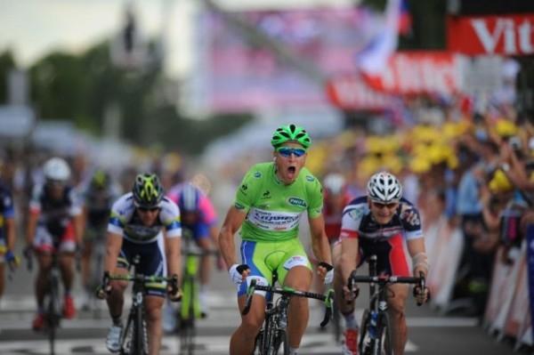 Тур де Франс 2012. Этап 6