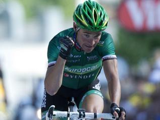 Томас Фёклер, 10 этап Тур де Франс-2012