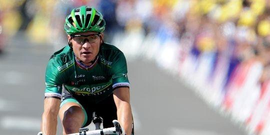 Томас Фёклер, 16-й этап Тур де Франс-2012
