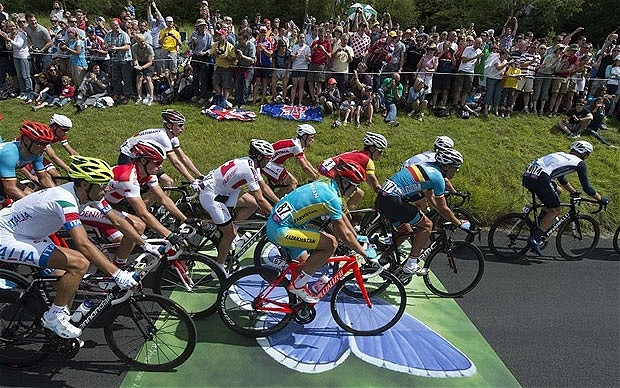 Олимпиада-2012, Лондон, гонка на шоссе, photo AFP