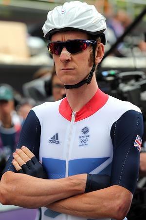Брэдли Виггинс, Олимпиада-2012