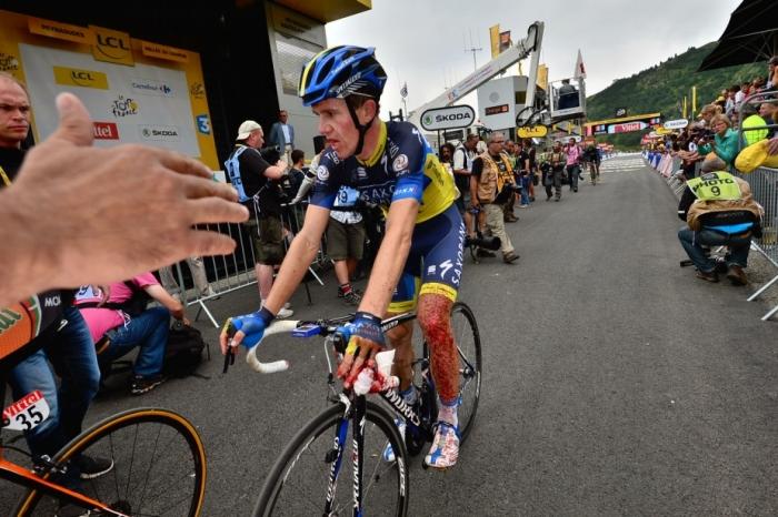 Крис Анкер Соренсен: Герой Тур де Франс-2012