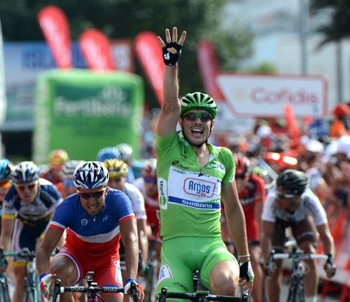 Вуэльта Испании-2012. 10 этап