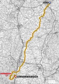 Tour de l'Avenir 2012. 1 этап