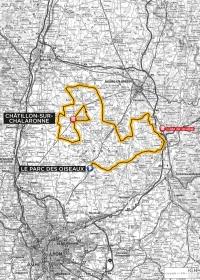 Tour de l'Avenir 2012. 2 этап