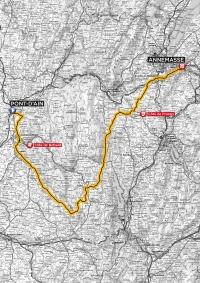Tour de l'Avenir 2012. 3 этап