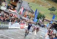 Tour de l'Avenir 2012. 4 этап