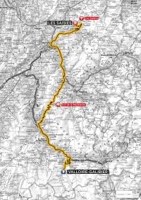 Tour de l'Avenir 2012. 5 этап
