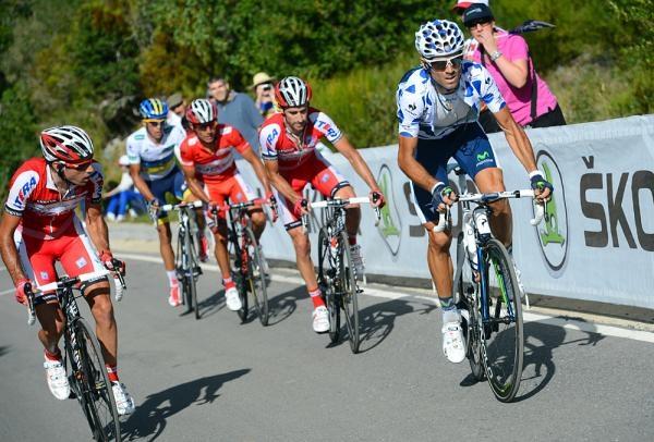 Vuelta a Espana 2012: Palas de Rei - Puerto de Ancares 149,2 км © Bettini Photo