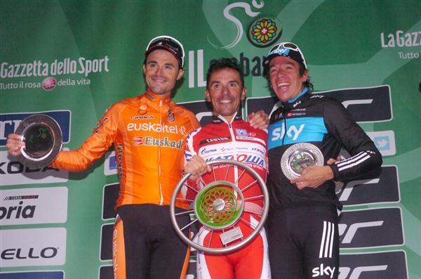 Джиро Ломбардии-2012, Photo @EuskaltelEuskad