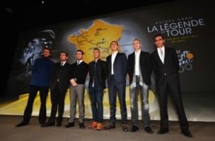 Презентация маршрута Тур де Франс-2013
