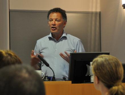 Professor Adam Cohen, University of Leiden