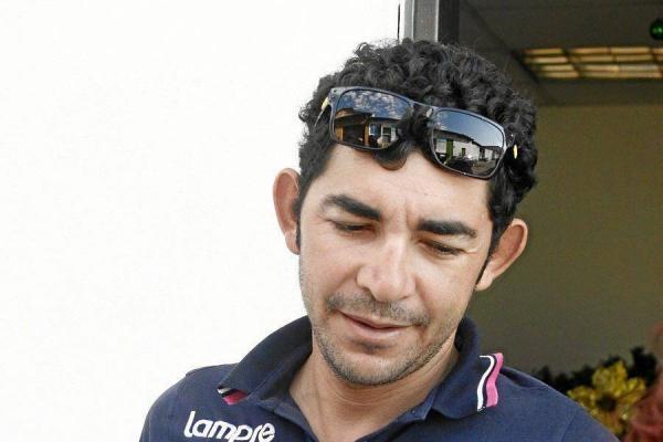 Хосе Серпа подвергся нападению