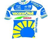 Vacansoleil-DCM Pro Cycling Team (VCD) - NED