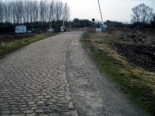 Париж-Рубэ: сектор Pont Gebus до реконструкции