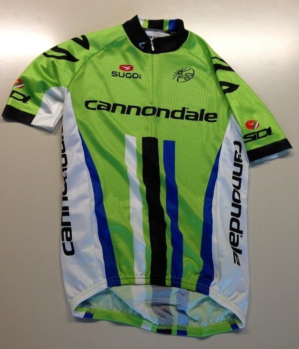 Велотуфли Sidi Wire для команды Cannondale