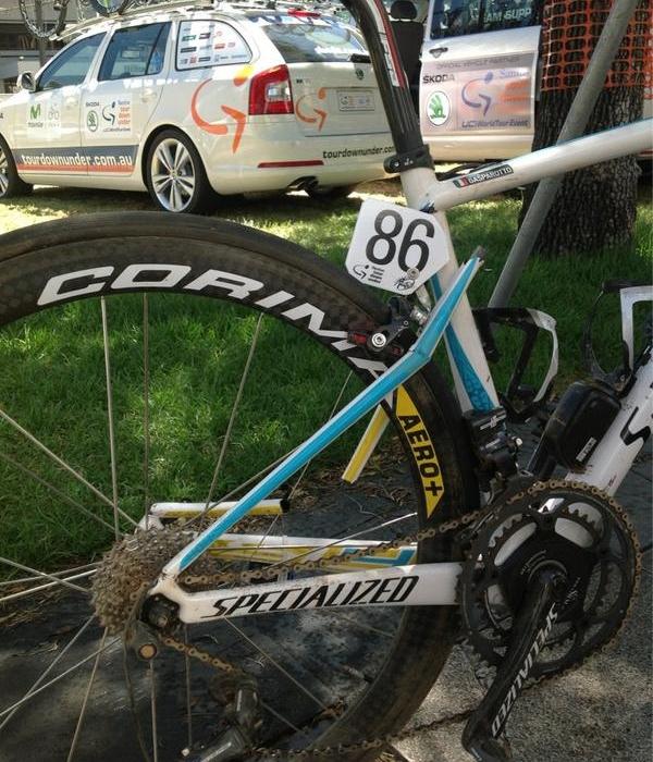 Тур Даун Андер-2013: сложности 2-го этапа