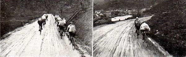 Страницы истории: Милан - Сан-Ремо - 1917