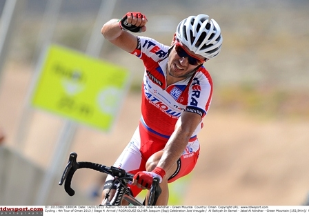 Хоаким Родригес, ©TDWsport.com