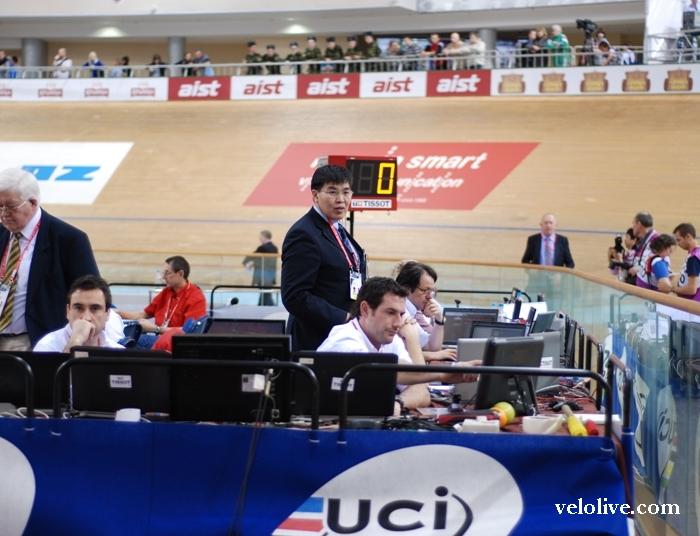 Чемпионат мира на треке-2013. 4-й день. (3 часть)