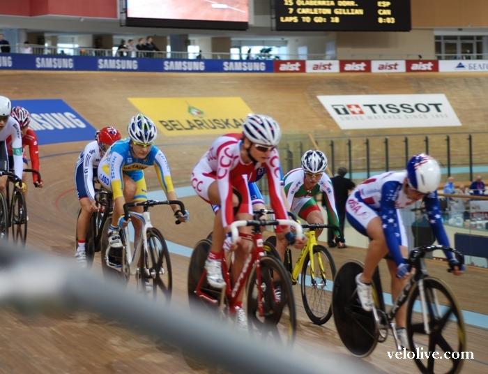 Чемпионат мира на треке-2013. 5-й день. (2 часть)