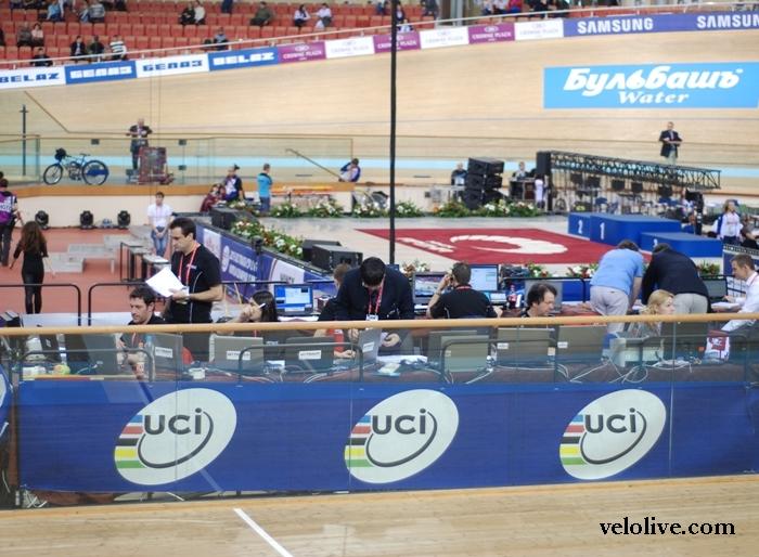 Чемпионат мира на треке-2013. 5-й день. (3 часть) Сюрпляс