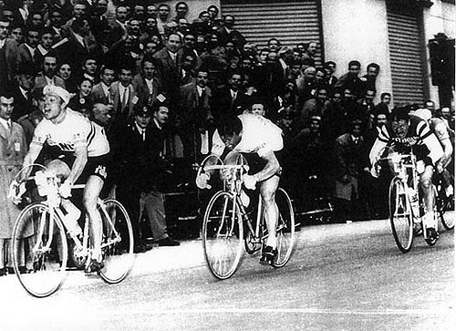 Страницы истории: Милан - Сан-Ремо - 1957
