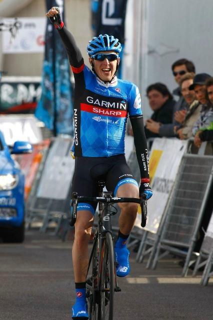 Дэн Мартин, 4-й этап Вуэльты Каталонии-2013