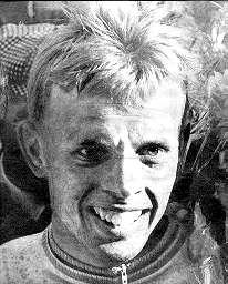 Победитель Милан - Сан-Ремо 1965 Арье Ден Хартог (Arie Den Hartog)