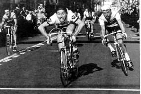 Страницы истории: Милан - Сан-Ремо - 1966 1 победа Эдди Меркс (Eddy Merckx)
