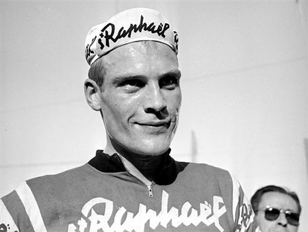 Страницы истории: Милан - Сан-Ремо - 1968 Руди Альтиг (Rudi Altig)