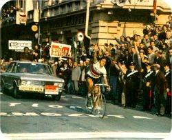 Страницы истории: Милан - Сан-Ремо - 1972 5 победа Эдди Меркс (Eddy Merckx)