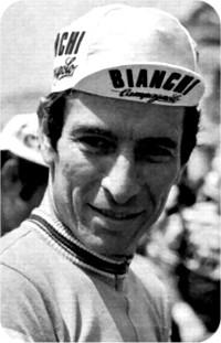 Страницы истории: Милан - Сан-Ремо - 1974 Феличе Джимонде (Felice Gimondi)
