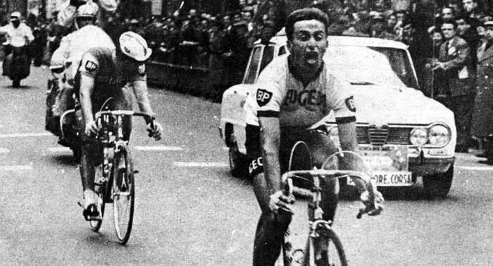 Страницы истории велоспорта: Милан - Сан-Ремо - 1964