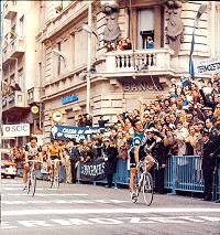 Страницы истории: Милан - Сан-Ремо (Milano-San-Remo)-1978 Роже де Вламинк (Roger De Vlaeminck)